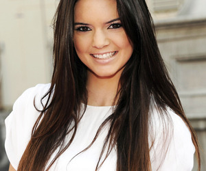 beautiful, kendall jenner, and hair image