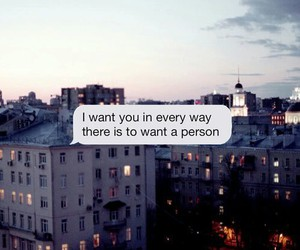 love, quotes, and city image