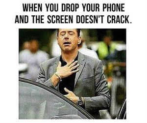 phone, funny, and lol image