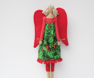 art doll, cloth doll, and etsy image