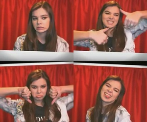 angel, love myself, and hailee steinfeld image