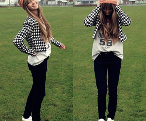 cool, style, and look image