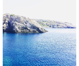 Greece, ocean, and travelling image
