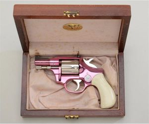 pink, gun, and aesthetic image