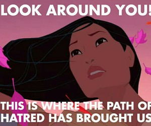 disney, girl, and look image