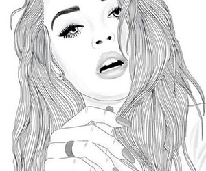 192 Images About Draw Girls On We Heart It See More About
