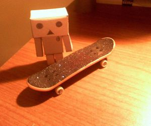 skate, cute, and beautz image