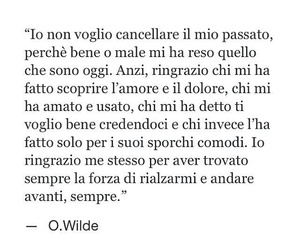 love, frase, and oscar wilde image