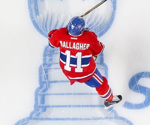 11, brendan gallagher, and 😍 image