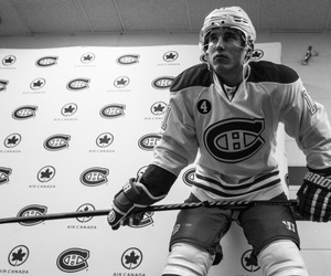 11, black in white, and brendan gallagher image