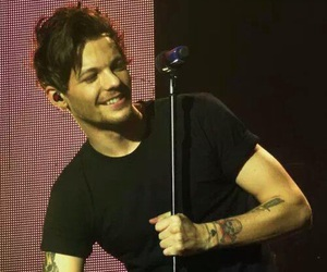 louistomlinson and onedirection image
