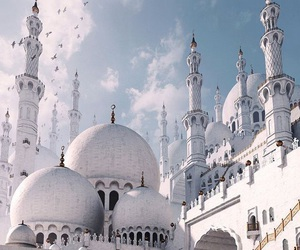 travel, architecture, and mosque image