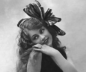 vintage, beautiful, and beauty image