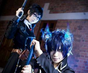 cosplay, anime, and ao no exorcist image