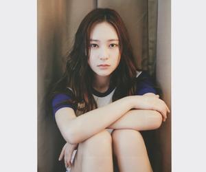 alternative, korean girl, and kpop image