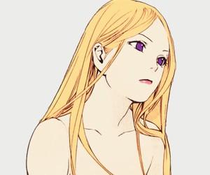 manga, noragami, and bishamon image