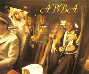 1975, Abba, and band image