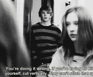 tate, american horror story, and violet image