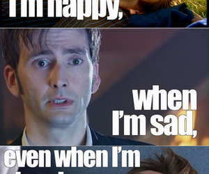 david tennant, doctor who, and true image