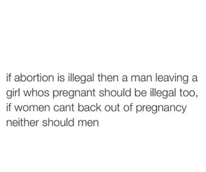 abortion and feminism image