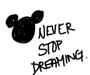 disney, Dream, and dreaming image