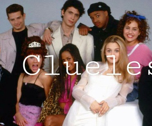 best friend, Clueless, and collection image