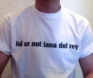 boy, lana del rey, and lol image