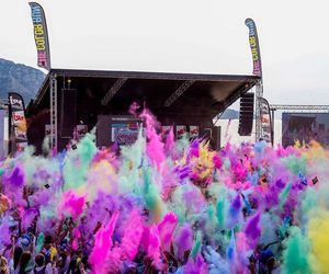 colorful, colors, and festival image