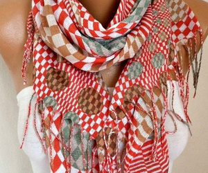 etsy, scarf, and fashion accessories image
