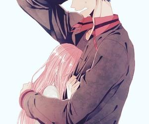 anime, hug, and kuroko no basket image