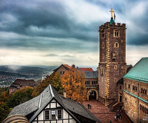 germany, landscape, and photography image