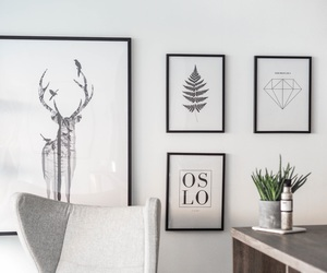 interior, posters, and lene orvik image