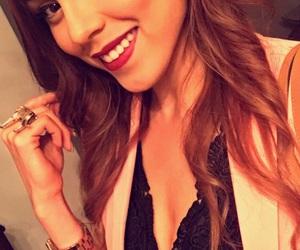 girl, makeup, and colombiana image