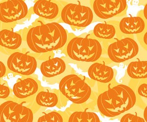 Halloween, pumpkin, and background image