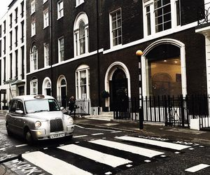 city, london, and car image