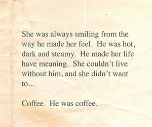 coffee, funny, and love image