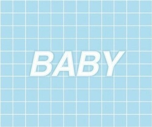 baby, blue, and tumblr image