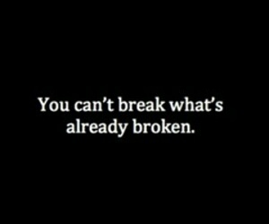 broken heart, sad, and quotes image