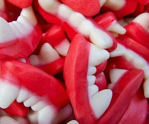 candy, vampire, and sweet image