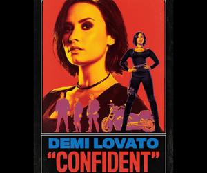 confident and demilovato image