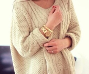 cozy, fall, and girl image