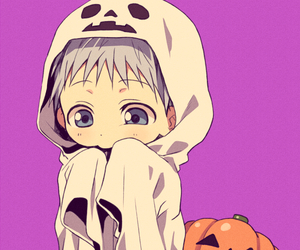 Halloween, kuroko no basket, and anime image