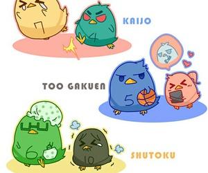 kuroko tetsuya, aomine daiki, and kagami taiga image