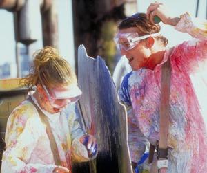 heath ledger, couple, and Julia Stiles image