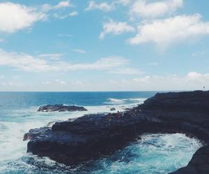 beautiful, blue, and escape image