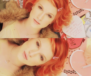 hayley williams, the only exception, and love image