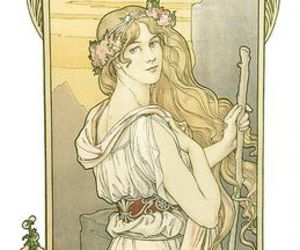art, Art Nouveau, and pretty image