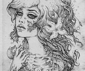 drawings and zombi image