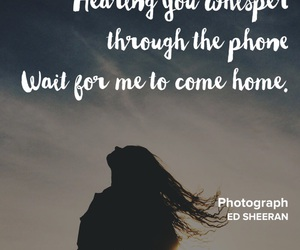 ed, Lyrics, and photograph image