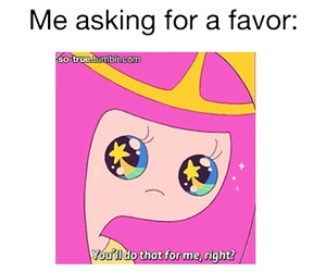 funny, true, and adventure time image